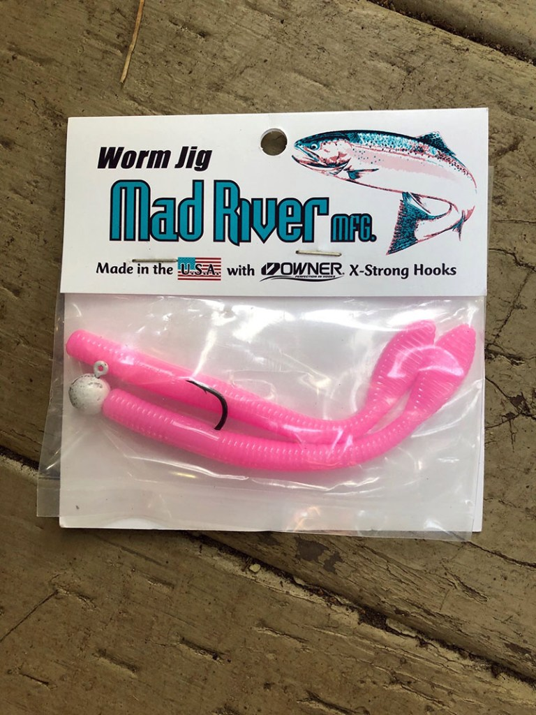 Mad River Worm Jig