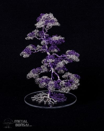 Metal Bonsai Tree : metal, bonsai, Metal, Bonsai, Trees