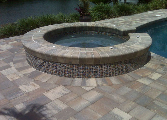 Pool Paver Renovations Pool Deck Shell Lock Patios  Tampa Clearwater Florida