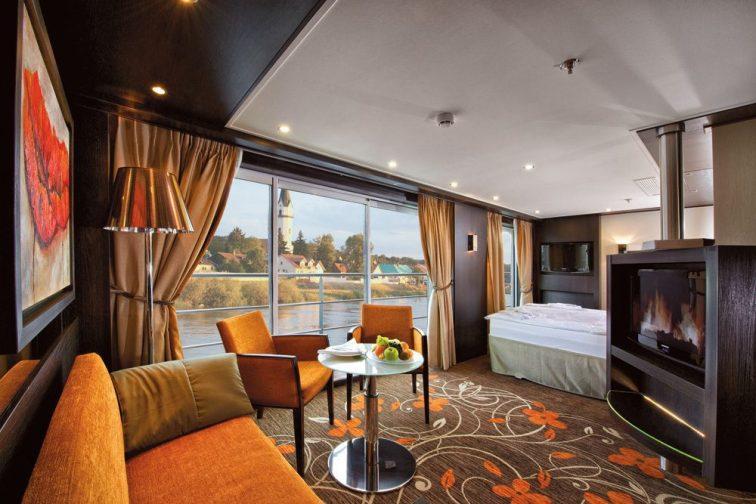 Avalon Visionary Royal Suite