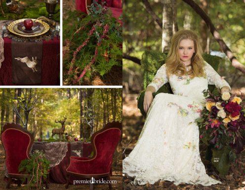 Olvi Wedding Gown