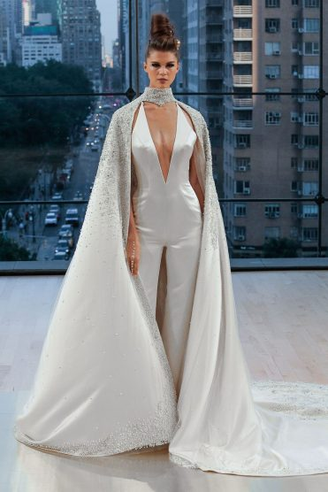 Ines Di Santo Fall 2018 Bridal Collection