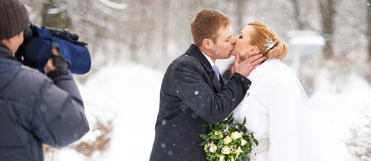 4 Ways to Incorporate Video Into Your Wedding Plans | Premier Bride