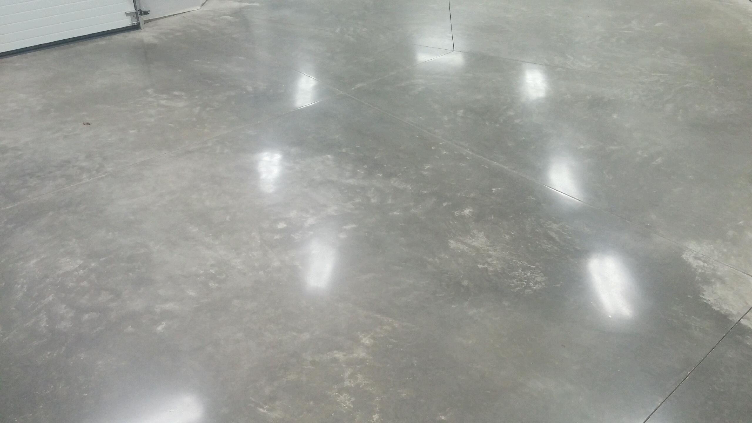 How Seal Concrete Floor