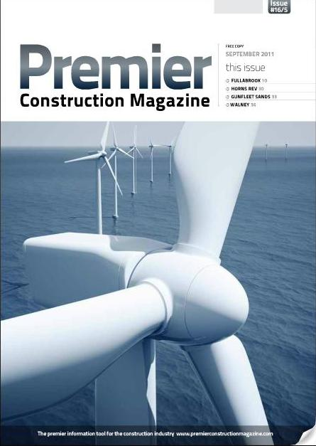 Premier Construction's Wind Energy Special Edition