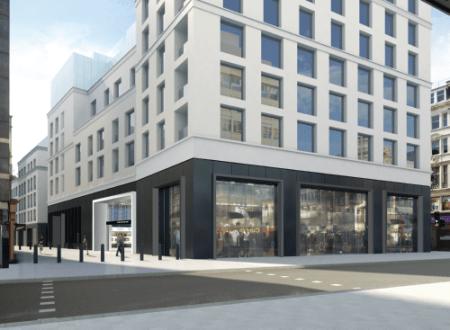 Crossrail Tottenham Court Road