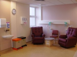 Refurbishment of the Oncology Ward Diana Princess of Wales Hospital