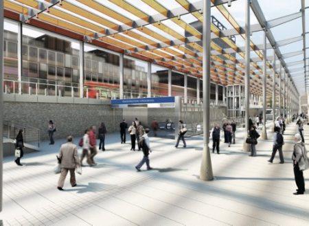 Crossrail Paddington
