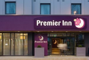 Premier Inn T5 Heathrow Entrance