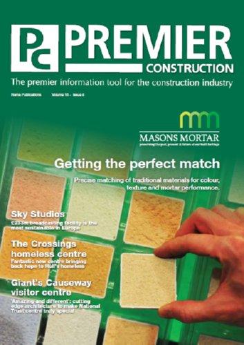 Premier Construction Magazine- Issue 16-8