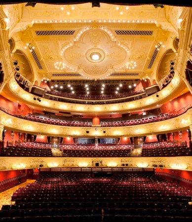 Theatre Royal Newcastle  PROVIDED BY SALLY ANNE NORMAN