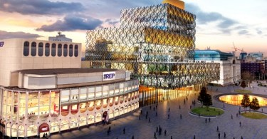 The new Library of Birmingham - Mecanoo
