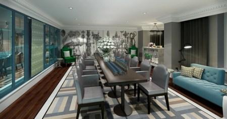 Ampersand Hotel- South Kensington- London