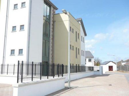 the Le Squez social housing-  St Clement