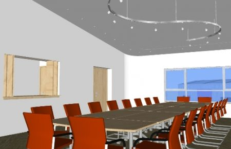 Argyll College Construction Skills Centre Lochgilphead: Phase Three