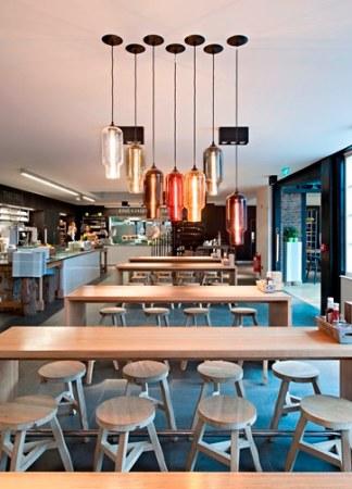 Coach House - Restaurant & Bar Design Awards  2012