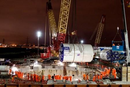 Crossrail- London