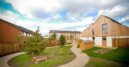 Sinclair Meadows- South Shields- carbon negative