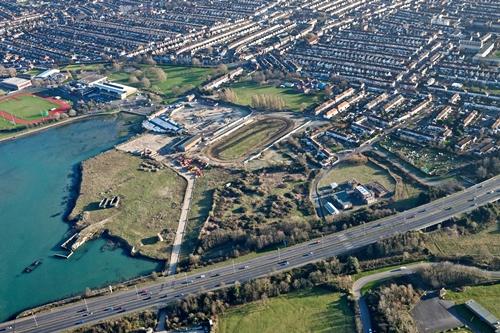 Regenerating Tipner East- Portsmouth