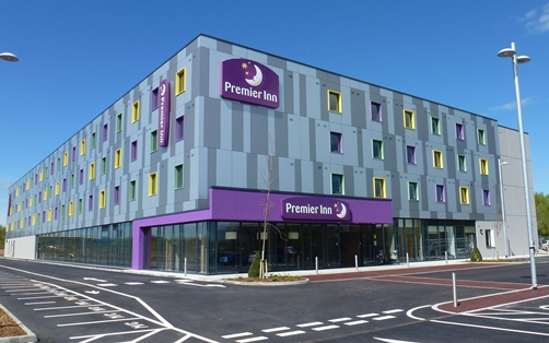 McAleer & Rushe Group- Premier Inn Stanstead Airport
