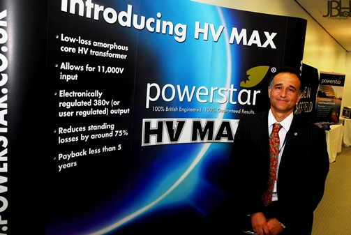 Dr Alex Mardapittas, managing director of EMSc (UK) Ltd