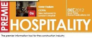 Premier Hospitality 3- December 2012