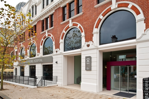 Montefiore Hospital- Brighton and Hove- East Sussex