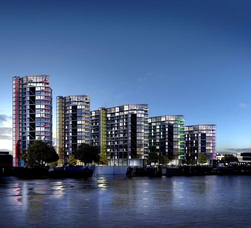 Riverlight Project- London