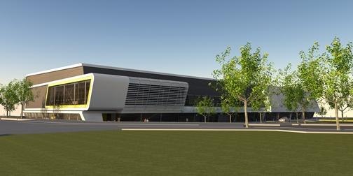 Ebbw Vale Leisure Centre