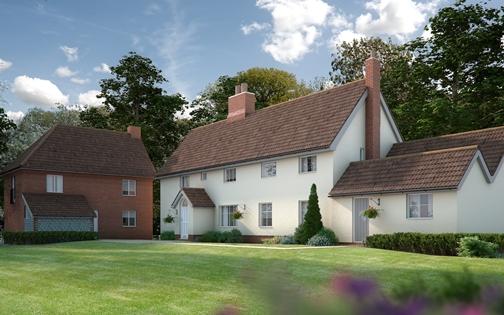 Low Farm Conversion- Easton, River Deben, Suffolk