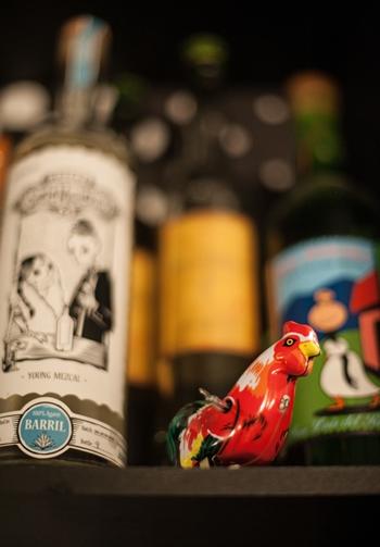 Bar Le Coq- 12 Rue Chateau d'Eau - Paris