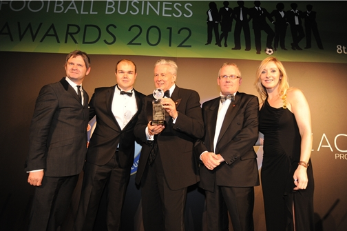 Red Box Design Group- the inaugural Football Business Awards