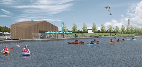 The Helix Project - Falkirk - Grangemouth