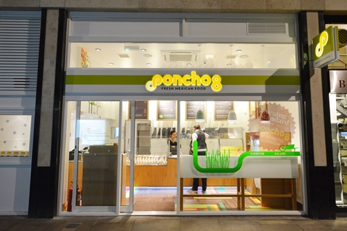 Poncho 8- London – London, St Paul's, Spitalfields, Leadenhall