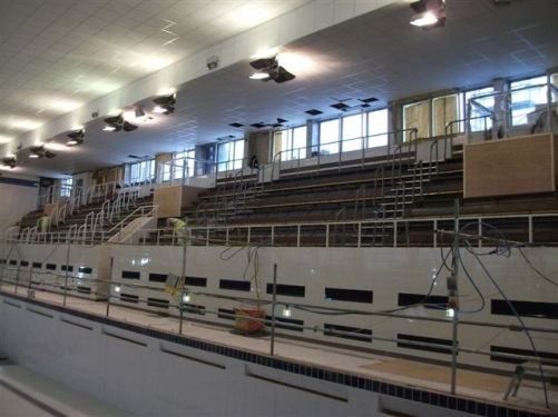 Highgrove Swimming Pool- Middlesex
