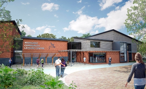 Midhurst Community Leisure Centre- Chichester