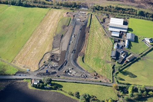 Bishopton Southern Access Road- Renfrewshire, Strathclyde