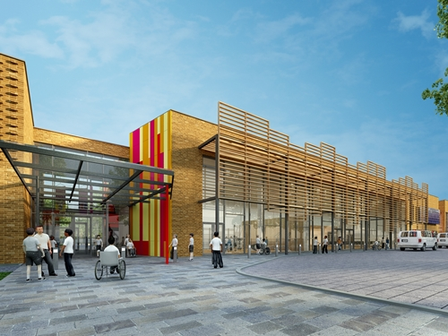 Broadwater Farm Inclusive Learning Campus