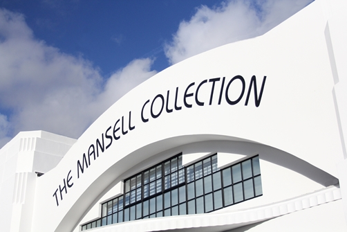 Nigel Mansell's The Mansell Collection- Jersey- museum