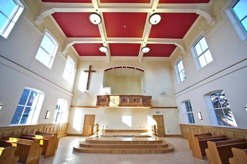 Normanton Baptist Church in West Yorkshire