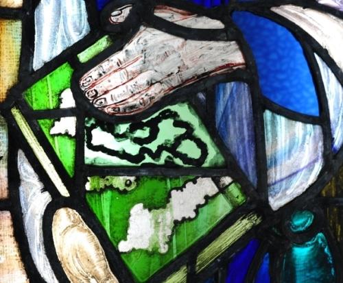 Stained Glass- Gartnavel Royal Hospital Chapel