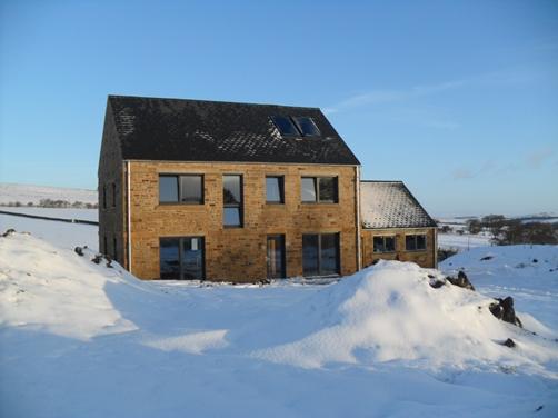 CENE Awards Steel Farm - Passivhaus