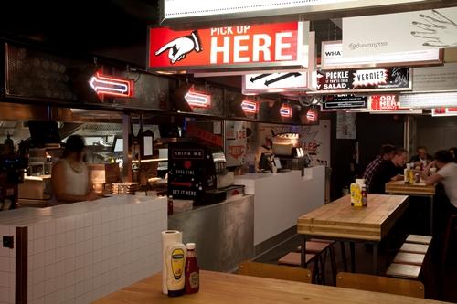 Meat Restaurant- London