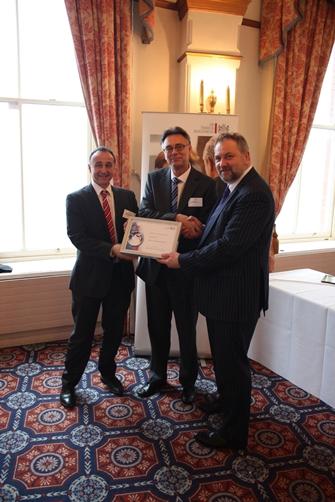 EMSc won the UK Trade & Investment (UKT&I) 'Exporter of the Year' award