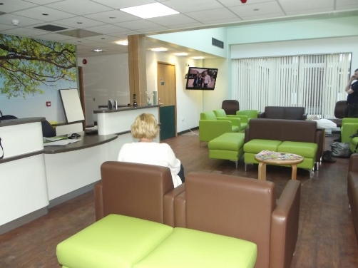 Doncaster Royal Infirmary - Theatre Admissions Unit
