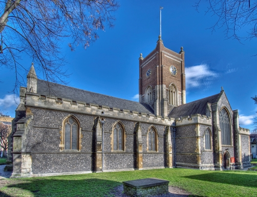 All Saints Church- Kingston, Surrey