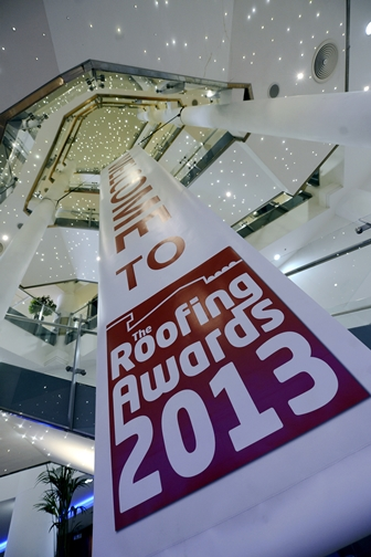 NFRC Roofing  Awards 2013