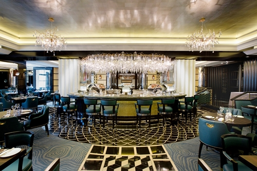 Kaspars Seafood Bar & Grill at the Savoy