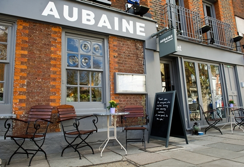 Aubaine Restaurant Hampstead