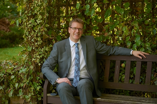 Stephen Martin, Clugston Group chief executive